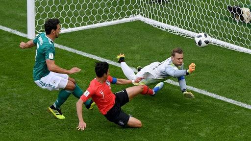 FIFA World Cup 2018: Germany vs South Korea - As it happened