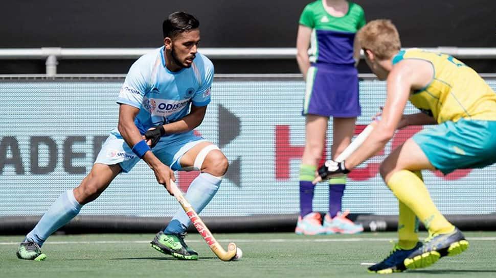 Hockey: Australia beat India 2-3 in Men's Champions Trophy