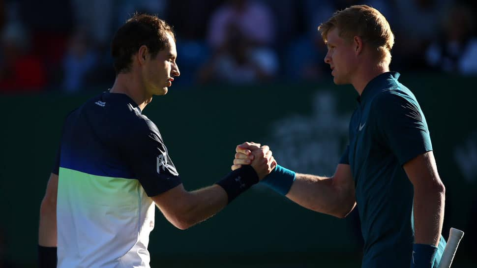 Kyle Edmund cuts short Andy Murray comeback, Caroline Wozniacki wins