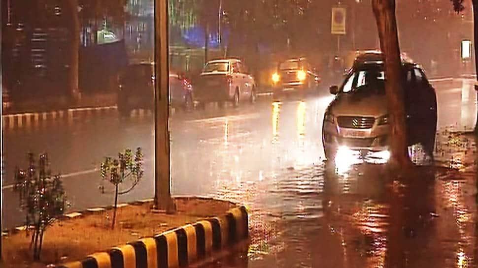 Rains bring relief for Delhiites