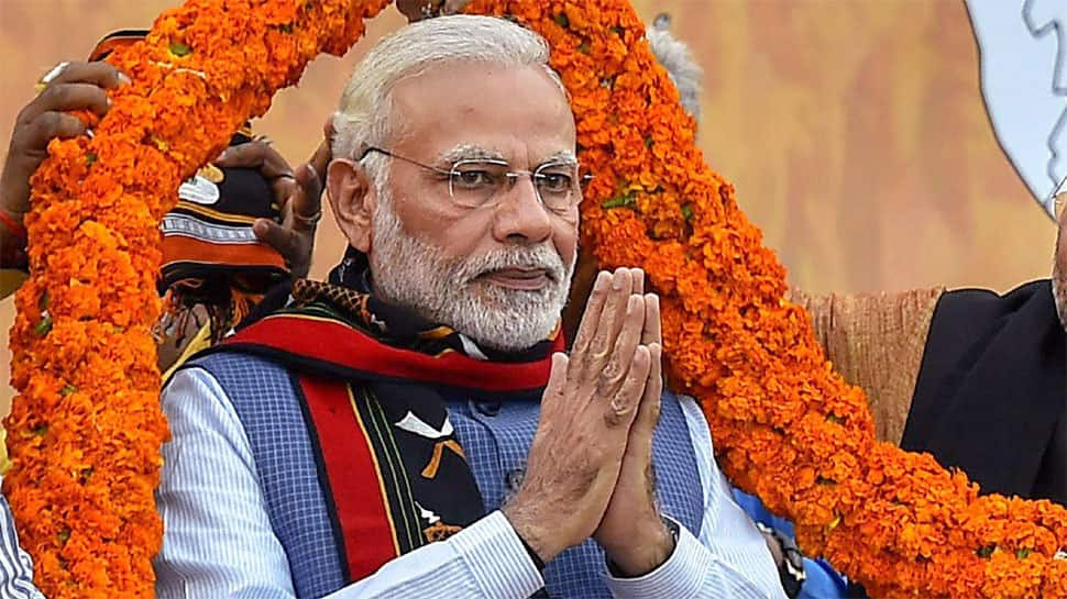 PM Modi kicks off campaign for 2019 polls from Maghar, attacks united Opposition