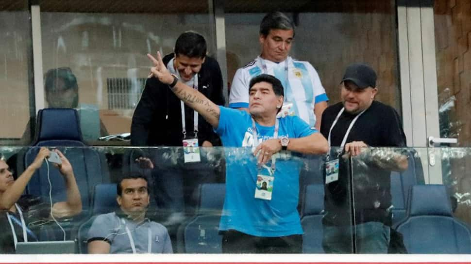 Diego Maradona declares $10,000 reward on man who spread death rumour: Reports