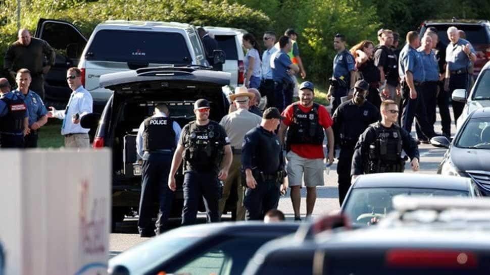 Five dead, several injured in Maryland newsroom shooting; gunman arrested