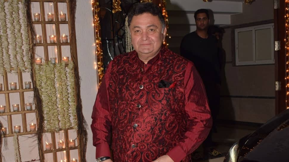 Rishi Kapoor shares throwback pic where Salman-Saif-Akshay-Ajay extend support to 'Sanju'