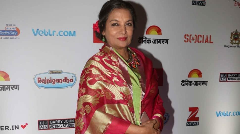 Shabana Azmi goes gaga over Ranbir Kapoor's 'Sanju' act