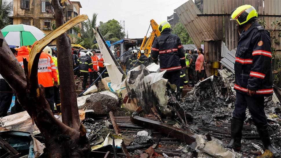 Mumbai plane crash victims died of 'shock due to burn', says post-mortem report