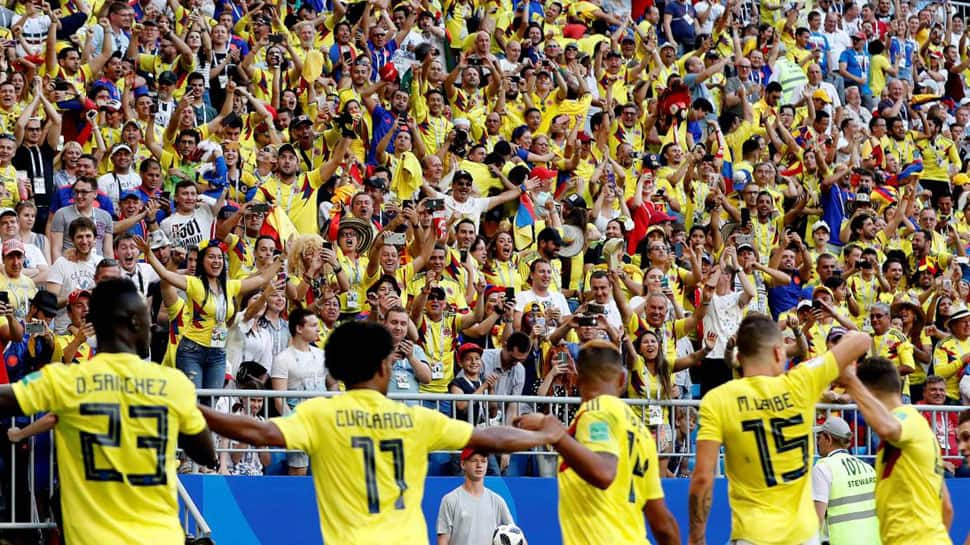 Colombia outscore Brazil, Argentina over two World Cups