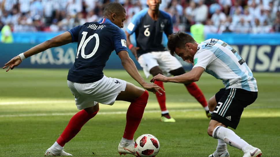 France end Argentina's FIFA World Cup 2018 dream, enter quarterfinals
