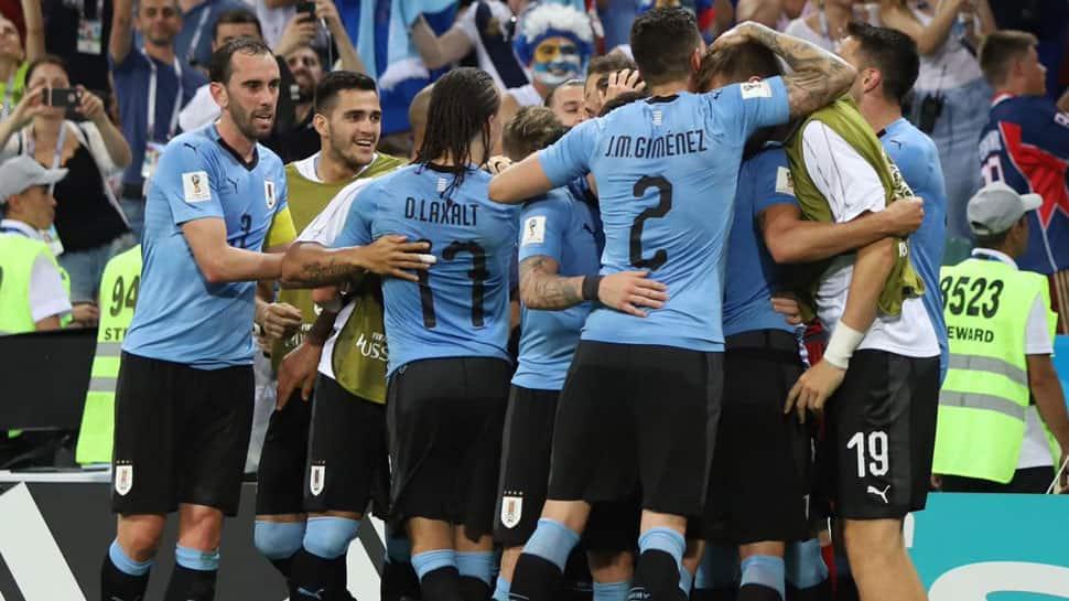 Cavani brace sinks Cristiano Ronaldo's Portugal, Uruguay enter FIFA World Cup 2018 quarters