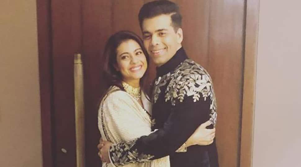 Kajol and Karan Johar's latest pic will give you major friendship goals-See inside