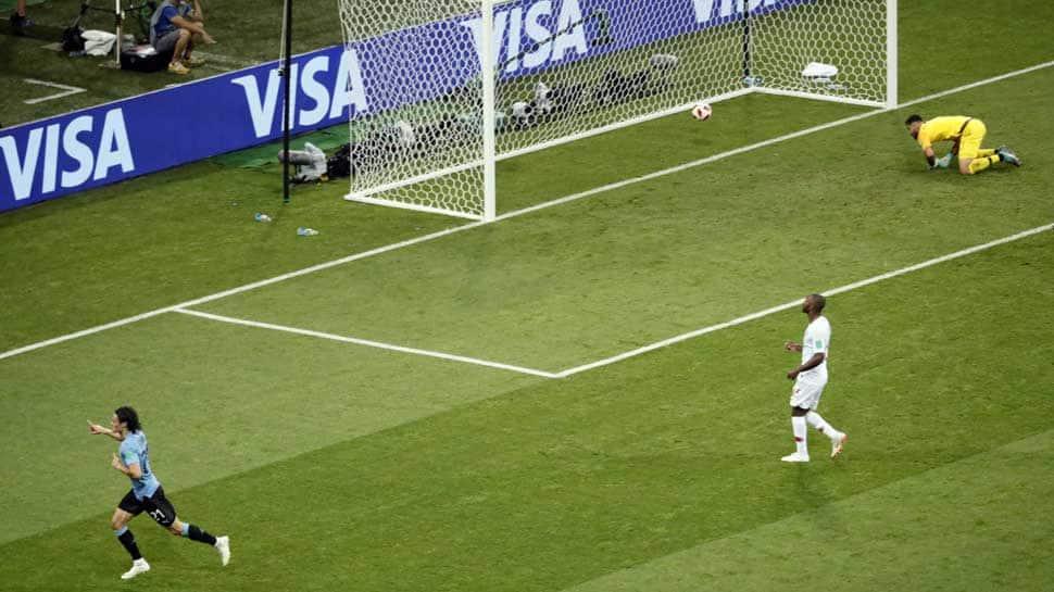 FIFA World Cup 2018: Cavani scores brace to lift Uruguay to 2-1 win over Portugal