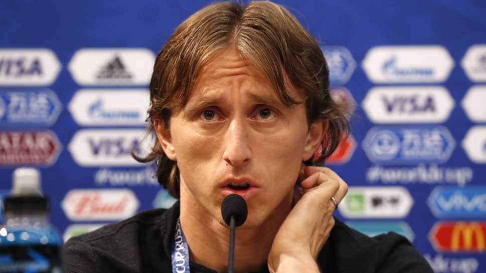 FIFA World Cup 2018: Croatia's Modric says dislikes comparisons with next rival Denmark's Eriksen