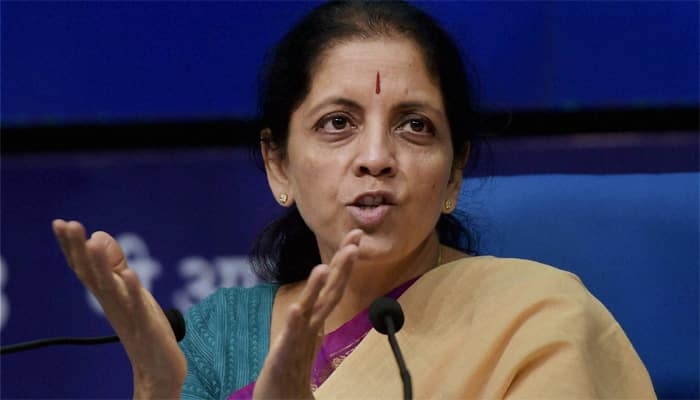 Nirmala Sitharaman rubbishes report of UK minister turning down meeting