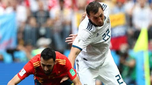 FIFA World Cup 2018: Russia vs Spain - As it happened