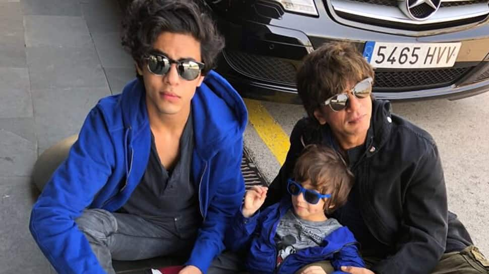 Shah Rukh Khan, Gauri are vacationing in Barcelona with sons Aryan, AbRam — See photo