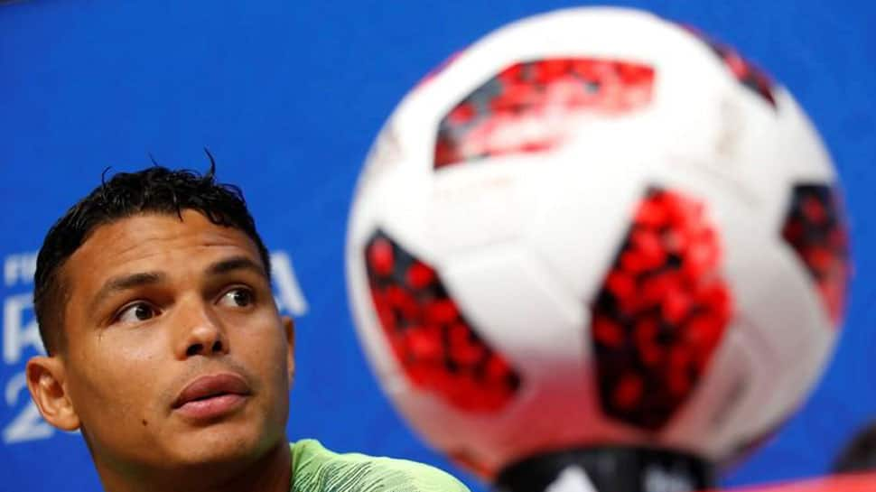 Brazil has been playing knockouts since second game: Thiago Silva