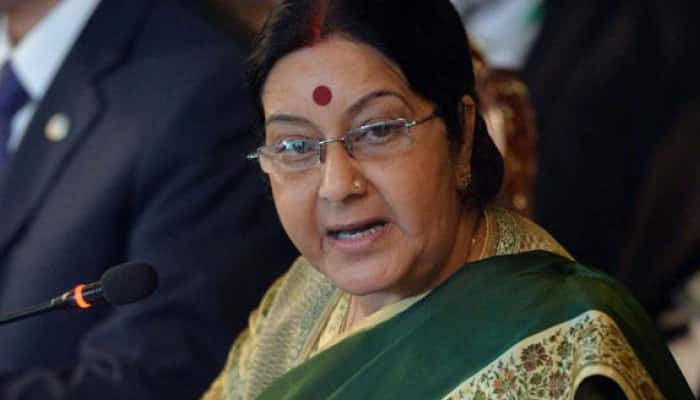 Sushma Swaraj hits back at trolls with Twitter poll, says criticise in 'decent language'