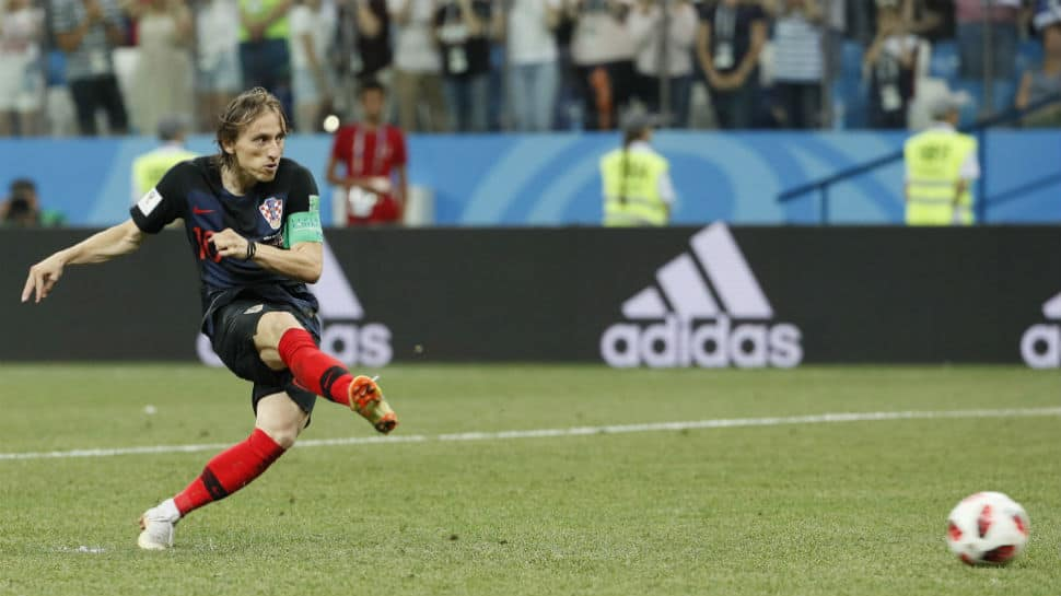 FIFA World Cup 2018: Croatia coach Zlatko Dalic praises Luka Modric shootout bravery after miss