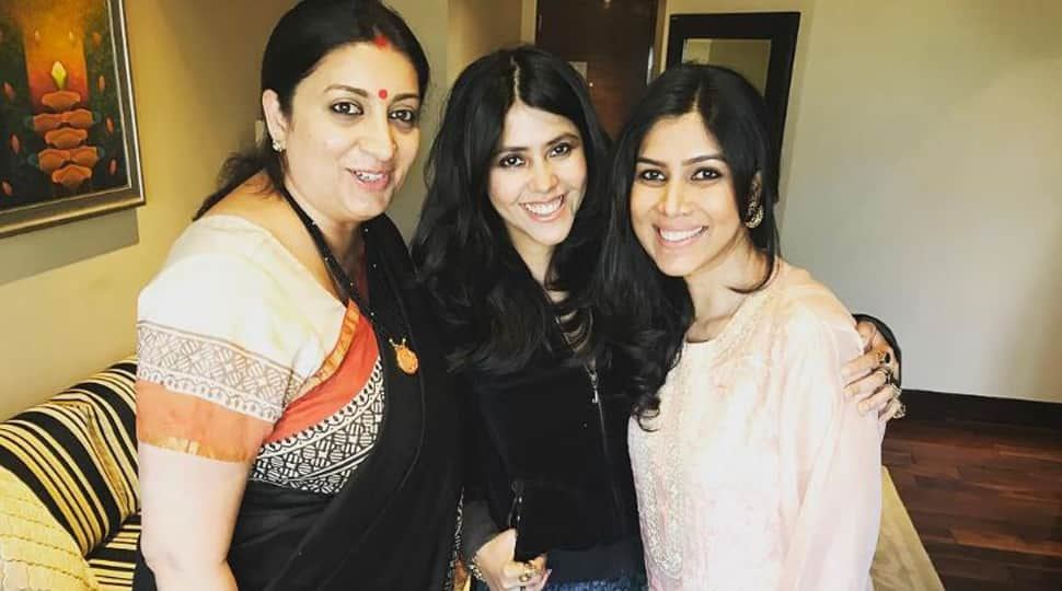 Here's what happened when Ekta Kapoor was asked to choose between 'Tulsi' and 'Parvati'