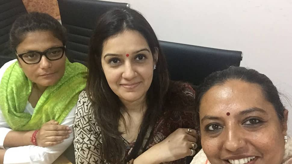 Priyanka Chaturvedi of Congress gets rape threats directed at 10-yr-old daughter, files complaint