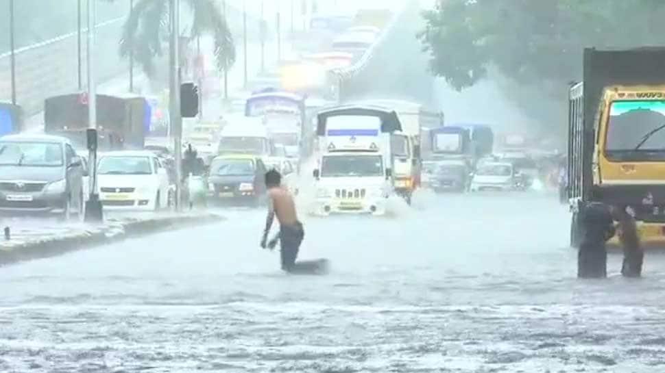 Heavy rainfall to persist in Mumbai, Pune, Goa