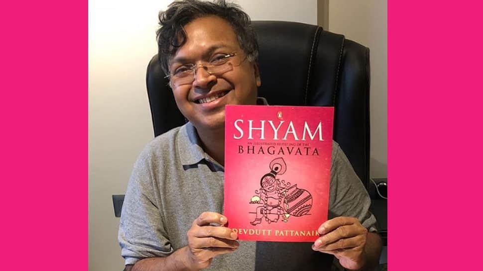 Devdutt Pattanaik retells Krishna's tale in his new book