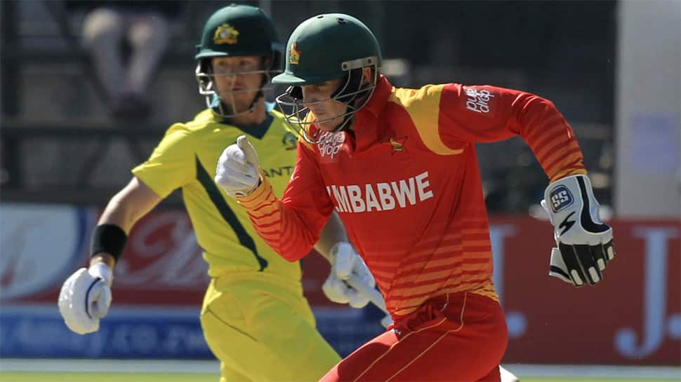 Australia's Aaron Finch smashes own record for highest T20 score