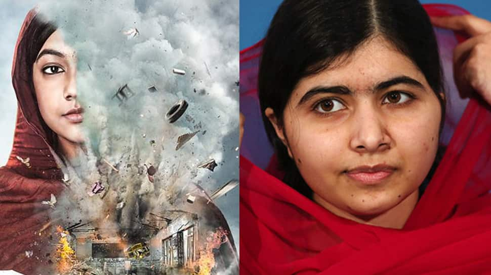 Malala Yousafzai's biopic 'Gul Makai' first look poster will leave you intrigued—See pic