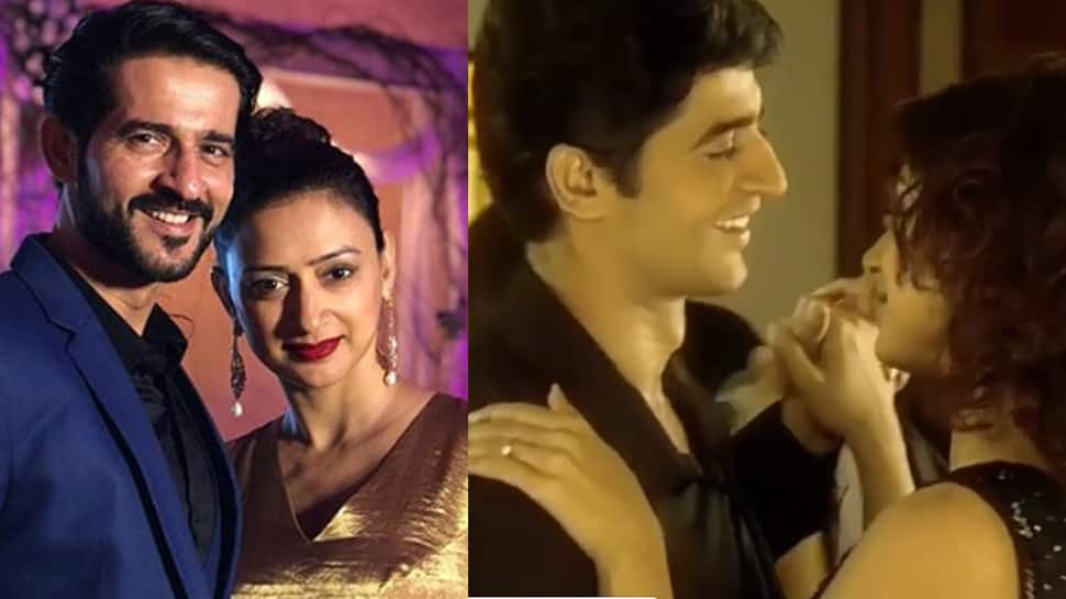 Hiten Tejwani shares throwback video with wife Gauri Pradhan from their Kyunki Saas Bhi Kabhi Bahu Thi days—Watch