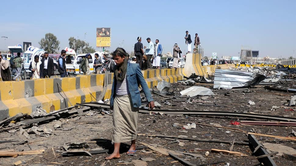 Saudi-led coalition airstrike kills 11 at Yemen wedding party