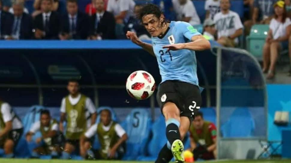 Uruguay's footballing prowess at full display in FIFA World Cup 2018
