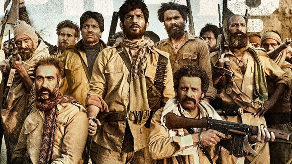 Sonchiriya first look poster: Sushant Singh Rajput is unrecognisable—See pic