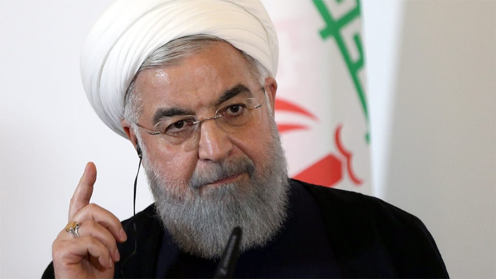 US withdrawal from Iran nuclear deal benefits no one: Rouhani
