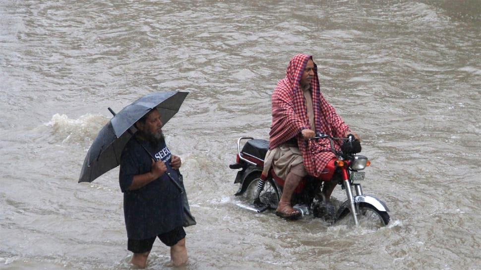 Rains wreak havoc in Pakistan; 14 killed, 19 injured