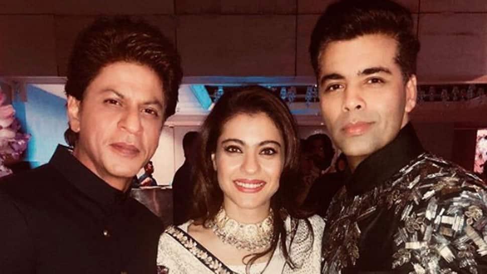 Karan Johar to bring back Shah Rukh Khan and Kajol on-screen?