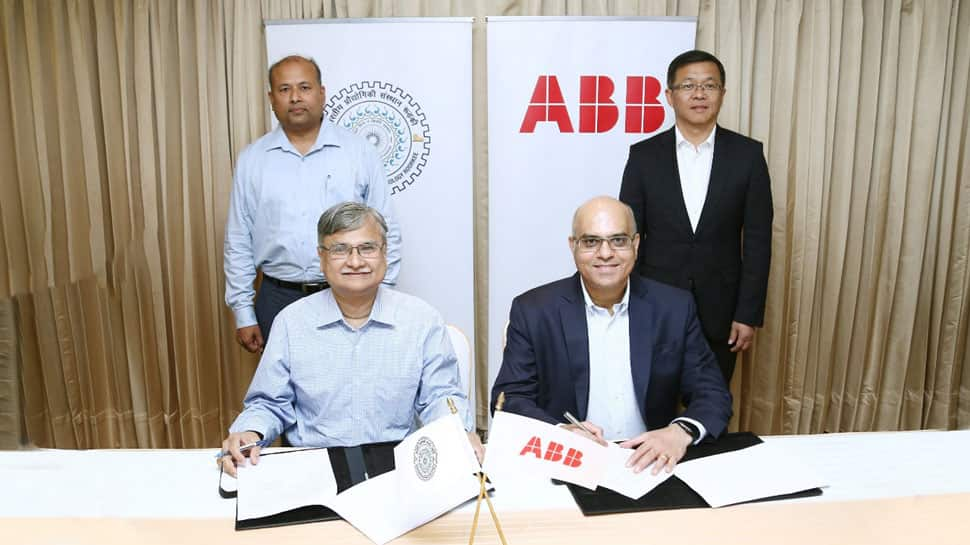 ABB India signs MoU with IIT Roorkee for Smart Cities mission pilot project