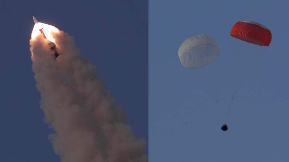 ISRO successfully carries out flight tests for Crew Escape System