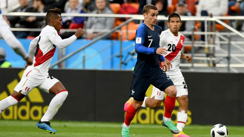 FIFA World Cup 2018: Friends become foes as Griezmann faces Godin in quarterfinals
