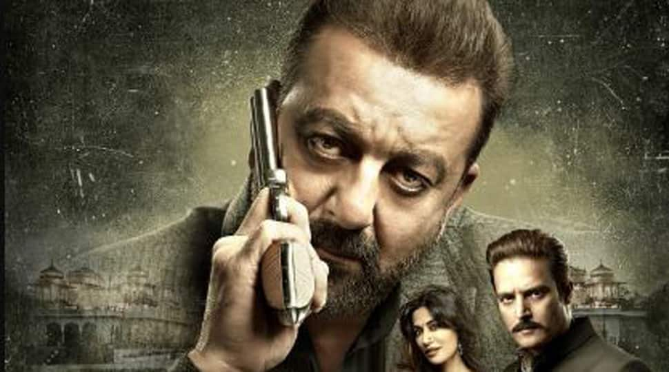Sahib Biwi Aur Gangster 3 new poster: Sanjay Dutt's intense eyes, Chitrangada Singh's sultry charms piques our interest