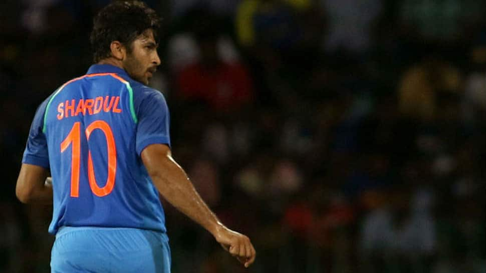 Shardul Thakur to replace Jasprit Bumrah in India's ODI squad against England