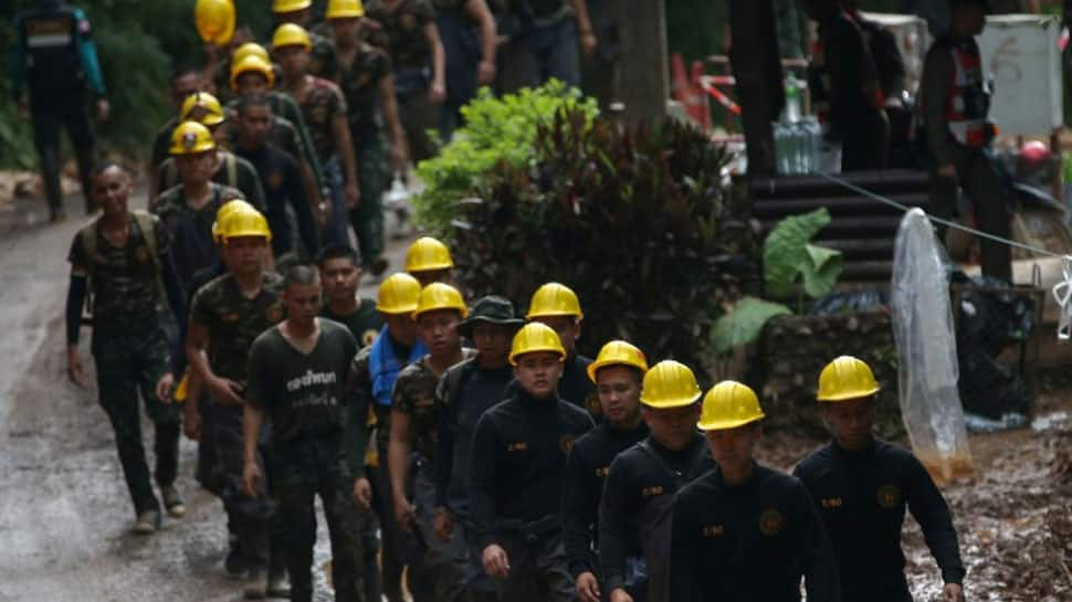 Thai cave rescue: Alternative ways being planned to bring soccer team back, Elon Musk offers help