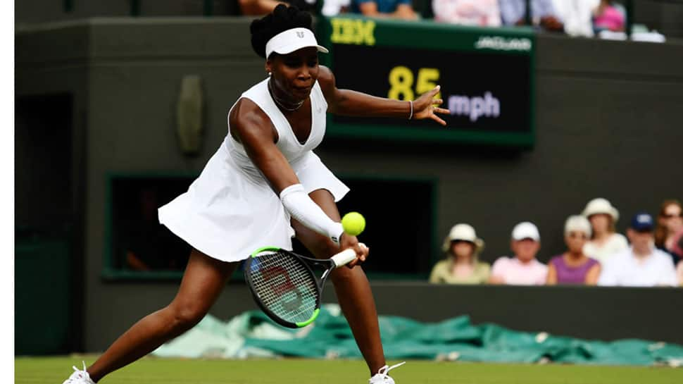 Kiki Bertens knocks Venus Williams out of Wimbledon