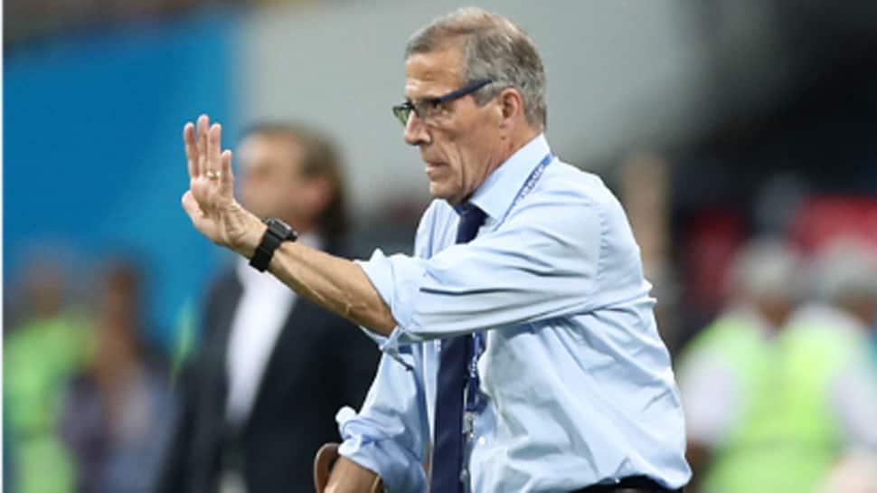 France were better: Uruguay coach Oscar Tabarez