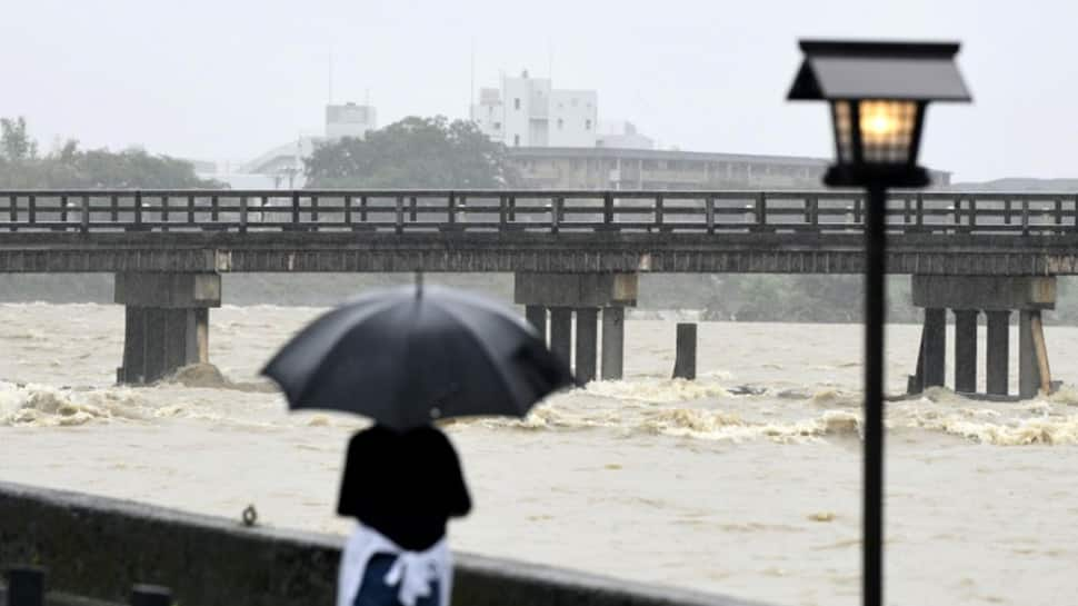 8 dead, 50 reported missing as heavy floods hit Japan