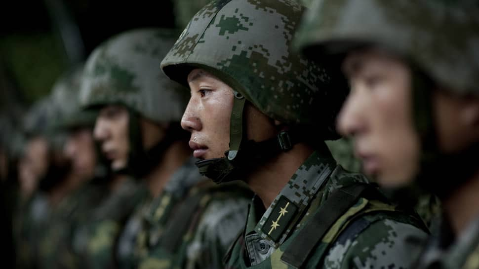 China's 'peace disease': Chinese Army's own newspaper raises doubts over military capabilities