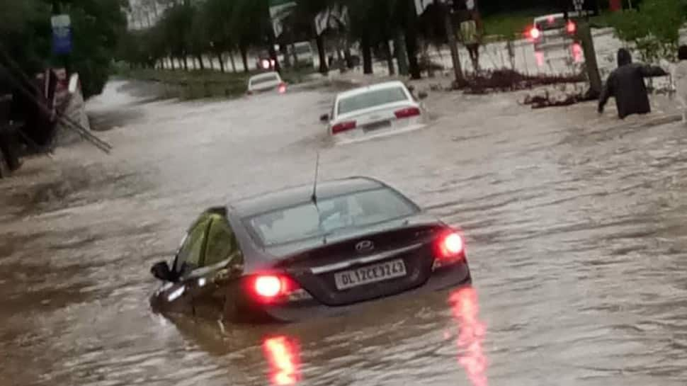 Flooded Nagpur reels as more rain forecast for Saturday