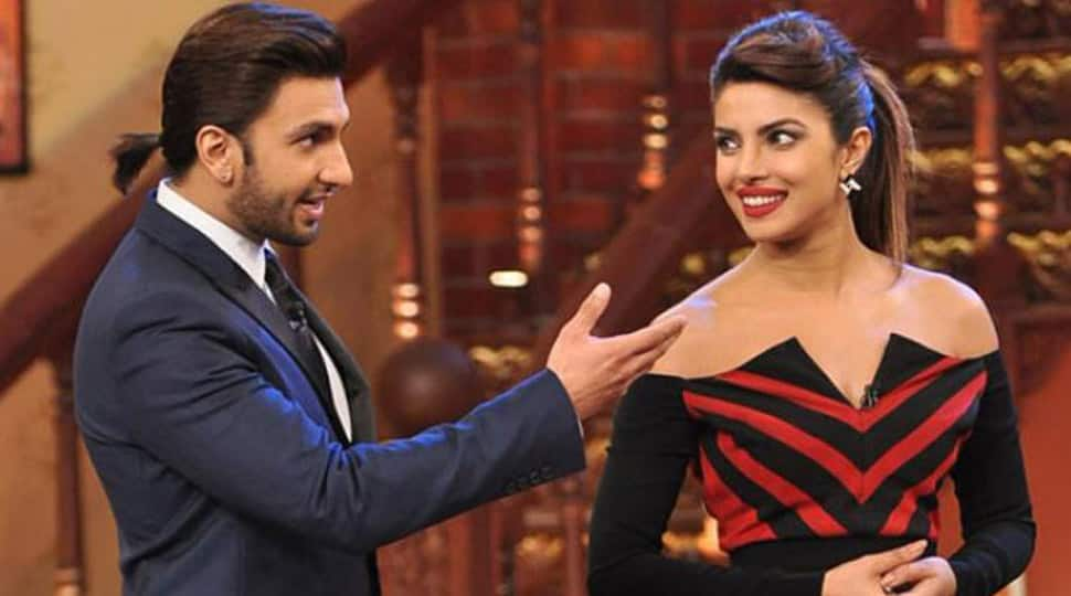Priyanka Chopra's wish for her 'Ranno' Ranveer Singh is too cute to miss