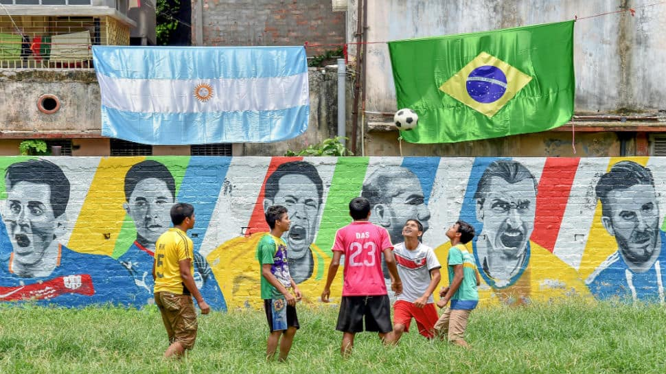 FIFA World Cup 2018 is over for Argentina, Brazil. And in Kolkata