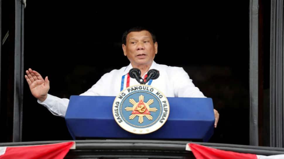 Philippines President Rodrigo Duterte promises to resign if anyone can prove God exists