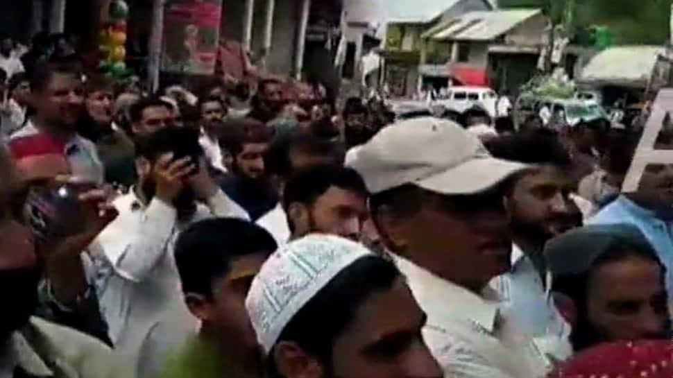 Protests in PoK over rising Pakistan-backed terrorist activity along LoC